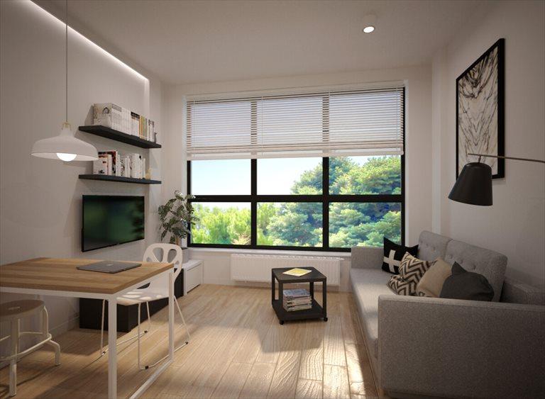 Condo Apartament dwupokojowy Apartamenty Hydral Wrocław, Psie Pole, Bierutowska 57  37m2 Foto 1