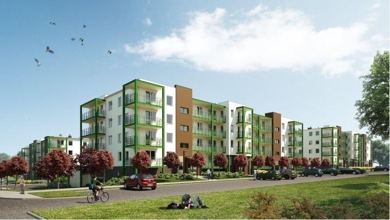 Nowe mieszkanie trzypokojowe OSIEDLE POLESIE V Świdnik, ul. Klonowa 69  68m2 Foto 7