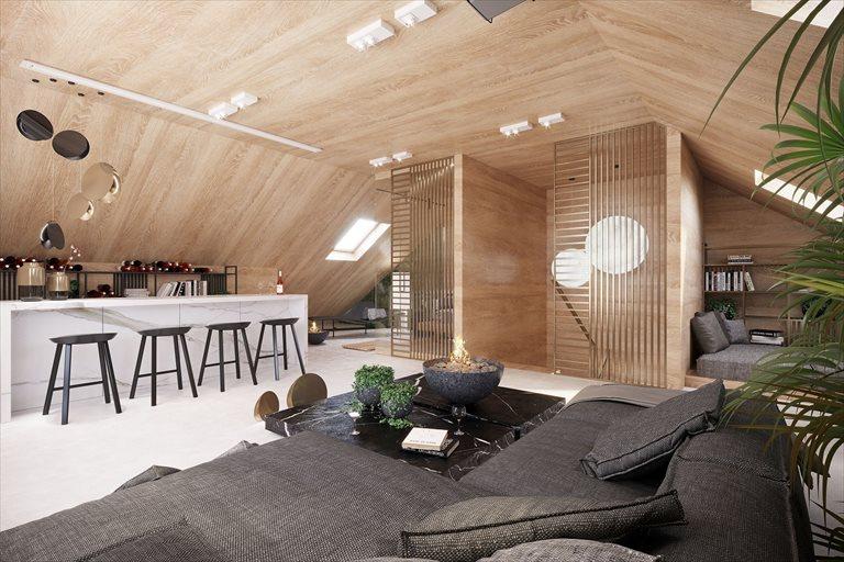 Nowy dom WILLA BABICE STARE BABICE  140m2 Foto 11