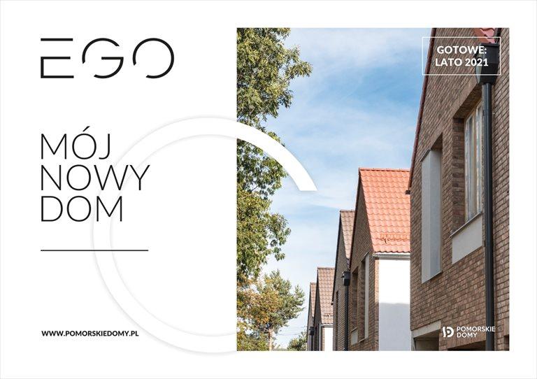 Nowy dom EGO Gdańsk, Ujeścisko-Łostowice, Wielkopolska 2  143m2 Foto 1