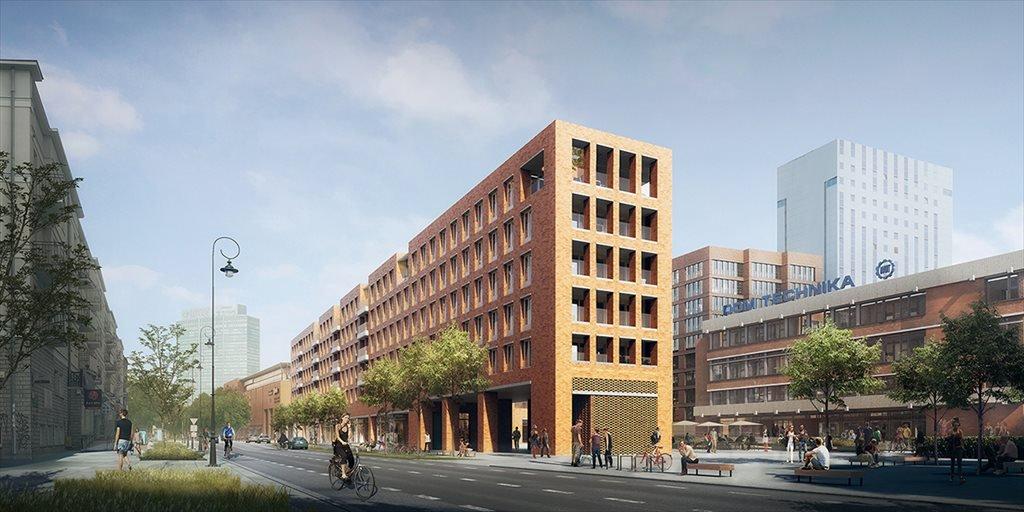 Nowa kawalerka Apartamenty Rajska 8 Gdańsk, Śródmieście, Rajska 8  40m2 Foto 2