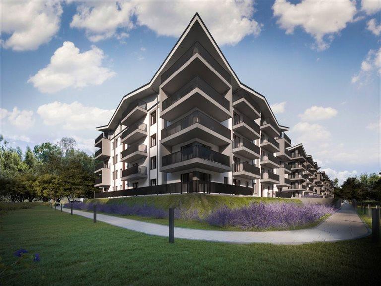 Nowe mieszkanie trzypokojowe Botanic Park Łódź, Polesie, Konstantynowska 64c  65m2 Foto 7