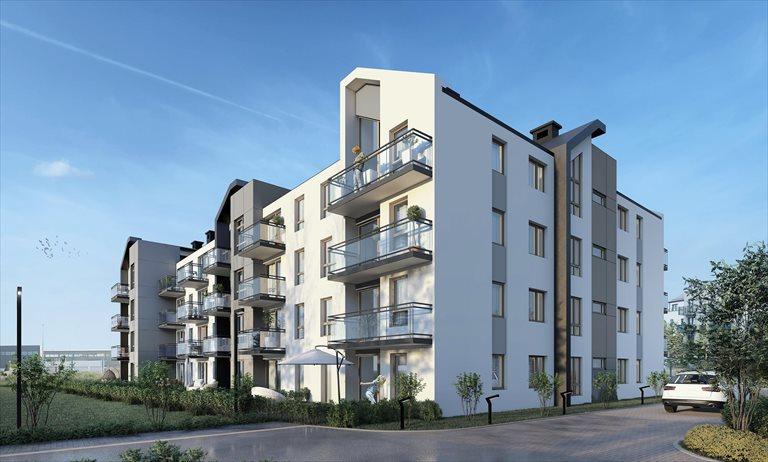 Nowe mieszkanie trzypokojowe Jupiter Gdańsk, Galaktyczna 20  66m2 Foto 1