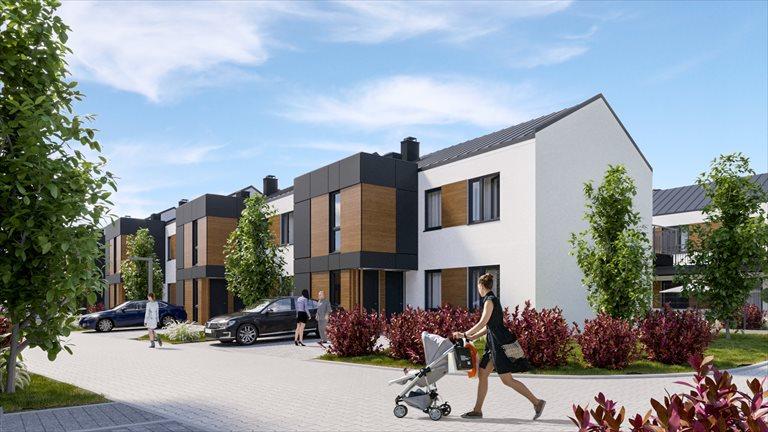 Nowe mieszkanie trzypokojowe Łanowa Park 2 Skawina, Łanowa  77m2 Foto 3