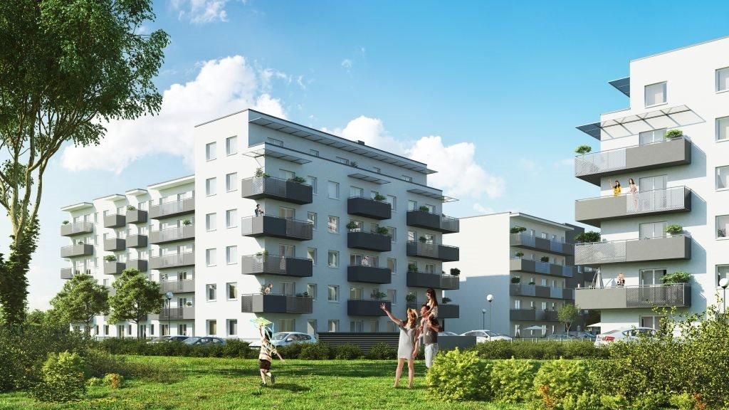 Nowe mieszkanie trzypokojowe Malta Wołkowyska Poznań, Rataje, Wołkowyska  77m2 Foto 4