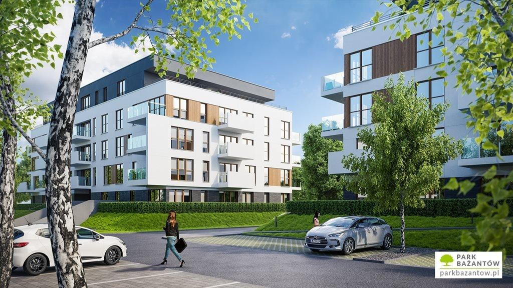 Nowe mieszkanie trzypokojowe Park Bażantów Katowice, Kostuchna, Bażantów 20  85m2 Foto 4