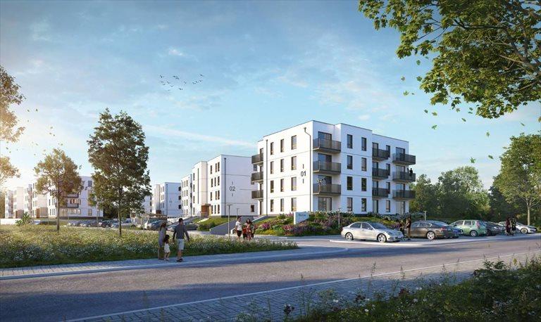 Nowe mieszkanie dwupokojowe Osiedle Janowo Park Rumia, Janowo  40m2 Foto 2