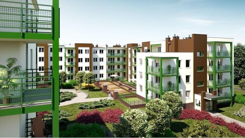 Nowe mieszkanie trzypokojowe OSIEDLE POLESIE V Świdnik, ul. Klonowa 69  68m2 Foto 8