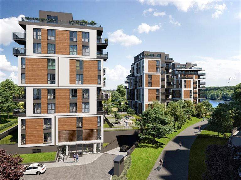 Nowe mieszkanie dwupokojowe INSPIRE Katowice, Dolina Trzech Stawów, Gen. W. Sikorskiego 41  46m2 Foto 3