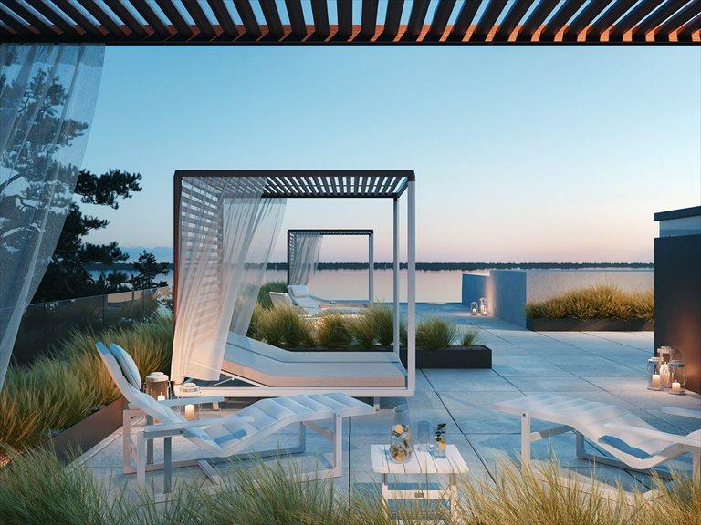 Nowe mieszkanie dwupokojowe Sea & Lake Luxury Apartments Resort Mielno, Unieście, Sosnowy las  34m2 Foto 12