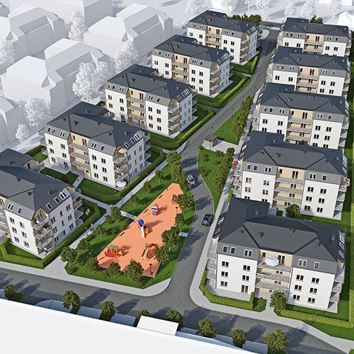 Nowe mieszkanie czteropokojowe  Osiedle Brwinów etap III Brwinów, Grodziska 40  76m2 Foto 4