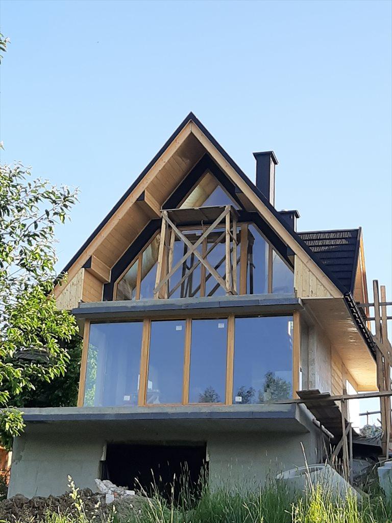 Nowy dom Domy w Kościelisku Kościelisko, ul. Nędzy Kubińca  135m2 Foto 1