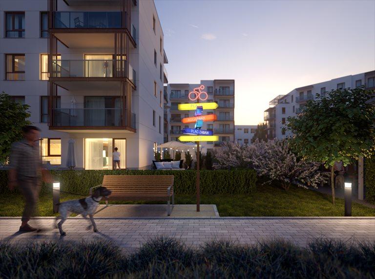 Nowe mieszkanie trzypokojowe Osiedle Locus Rumia, Janowo, Stoczniowców  58m2 Foto 5