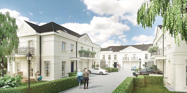 Dom na sprzedaż Wille Marzewickie Wrocław, Marszowice  157m2 Foto 1