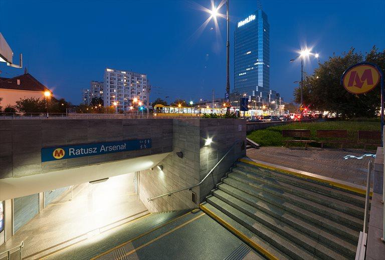 Nowy lokal użytkowy Przy Arsenale - lokale Warszawa, Śródmieście, Al. Solidarności 60B  36m2 Foto 3