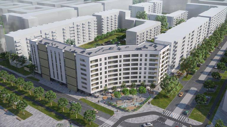 Nowe mieszkanie czteropokojowe  Mój Ursus Warszawa, Ursus, ul. Posąg 7 Panien  64m2 Foto 1