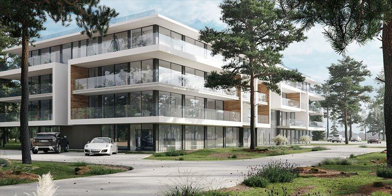 Sea & Lake Luxury Apartments Resort Mielno, Unieście, Sosnowy las  Foto 1