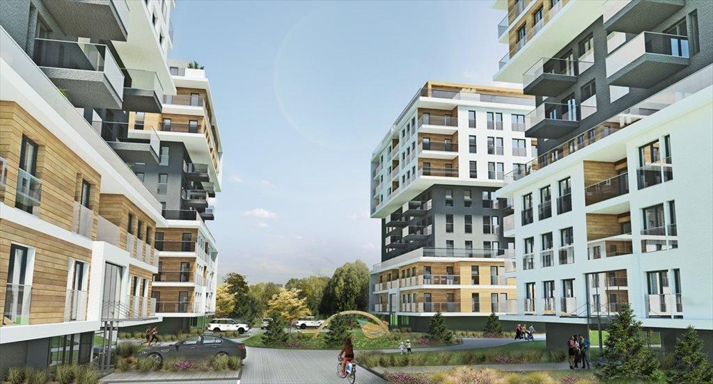 Nowe mieszkanie trzypokojowe Nowa Dąbrowa Dąbrowa Górnicza, Graniczna  62m2 Foto 3