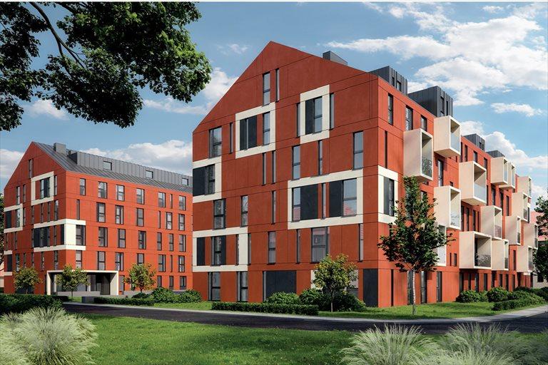Nowe mieszkanie dwupokojowe Sołtysowicka 21C Wrocław, Karłowice, Sołtysowicka 21C  36m2 Foto 1