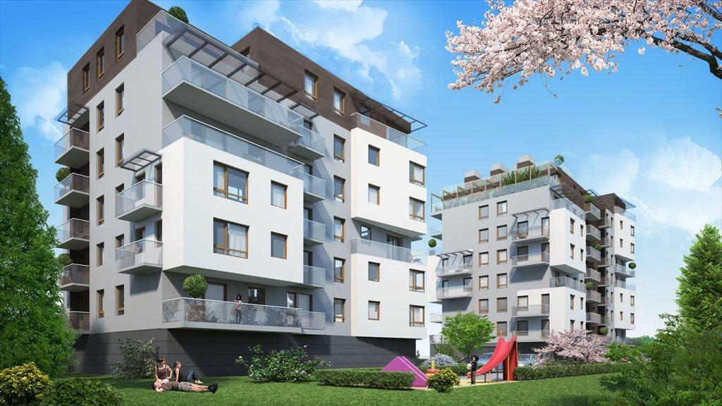 Nowe mieszkanie czteropokojowe  Mokra 10 Łódź, Mokra 10  96m2 Foto 3