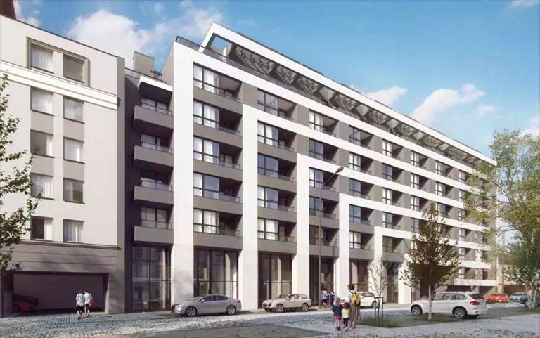 Nowe mieszkanie trzypokojowe Dom przy Filharmonii Katowice, ul. Opolska 11  65m2 Foto 1
