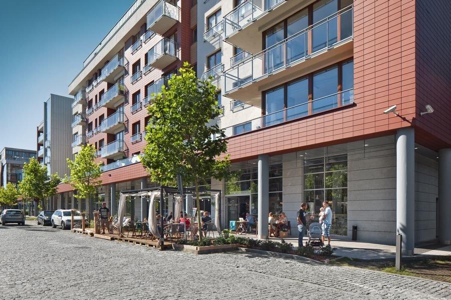 Nowe mieszkanie czteropokojowe  Garnizon Gdańsk, Wrzeszcz, Szymanowskiego  89m2 Foto 1