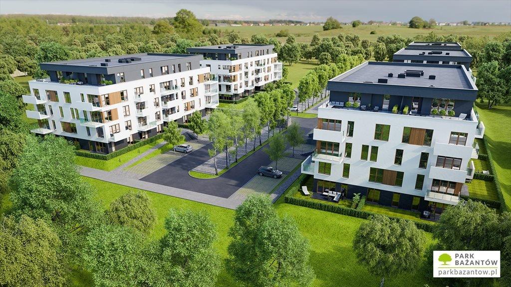 Nowe mieszkanie dwupokojowe Park Bażantów Katowice, Kostuchna, Bażantów 20  52m2 Foto 1