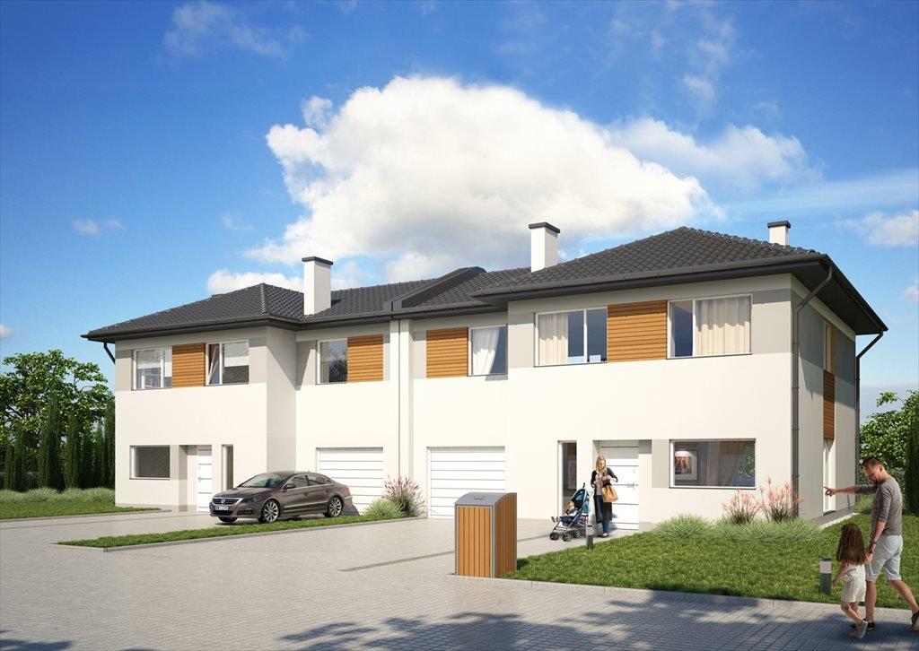 Nowy dom Sosnowa Dolina Słomin, Janczewicka  126m2 Foto 1
