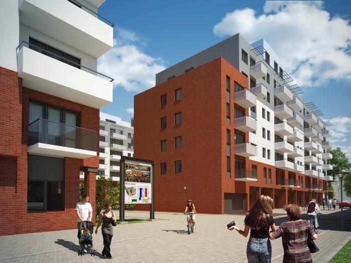 Mieszkanie dwupokojowe na sprzedaż Osiedle Łąkowa Łódź, Polesie, Łąkowa 27 A-D  52m2 Foto 1