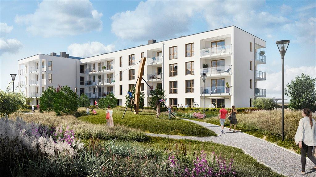 Nowe mieszkanie czteropokojowe  Osiedle Beauforta Gdynia, Pogórze, T.Kościuszki  77m2 Foto 1