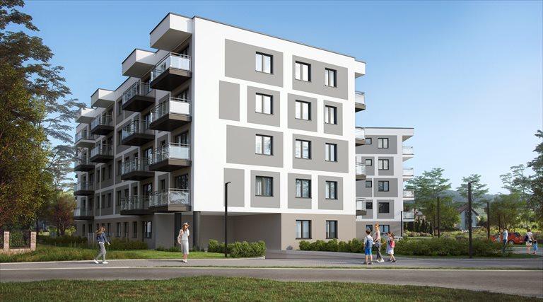Nowe mieszkanie trzypokojowe Bagry – ul. Lipska/Siemienowicza    Kraków, Kazimierza Siemienowicza  59m2 Foto 3