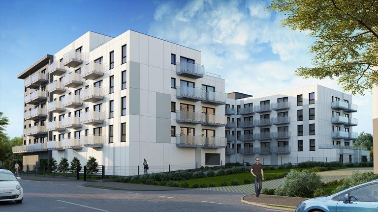 Mieszkanie dwupokojowe na sprzedaż Osiedle Andersena 43 Warszawa, Ząbki, ul. Andersena 43  42m2 Foto 1