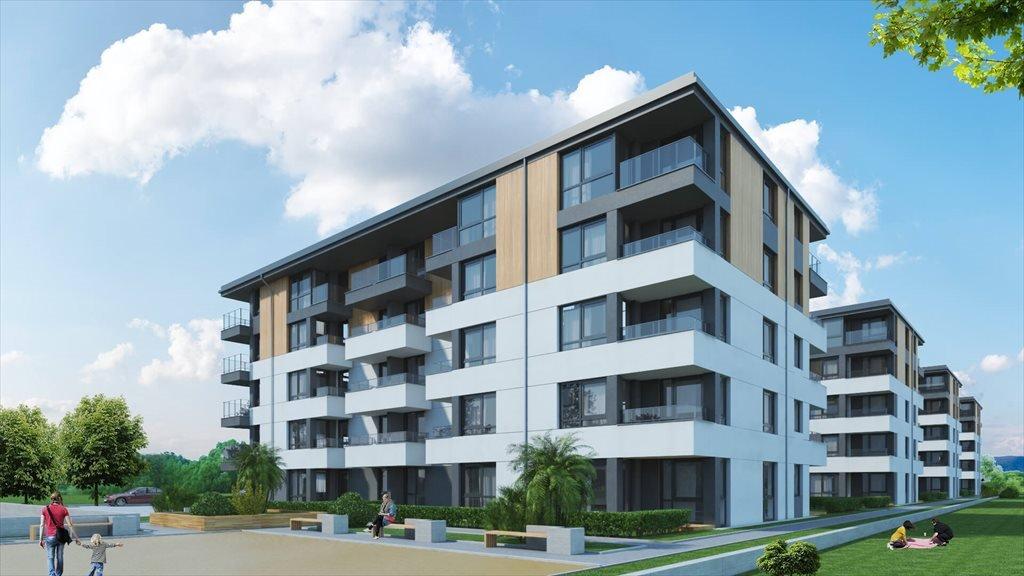Nowe mieszkanie trzypokojowe Kmicica Łódź, ul. Kmicica  55m2 Foto 8