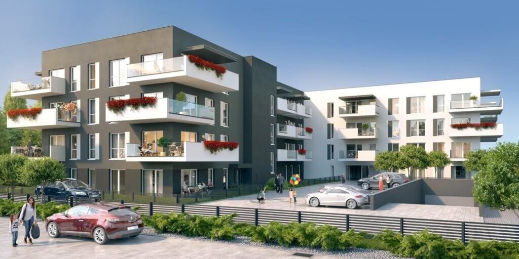 Mieszkania Hetmańska - ETAP II Łódź, Widzew-Janów, Janowska 15  Foto 1