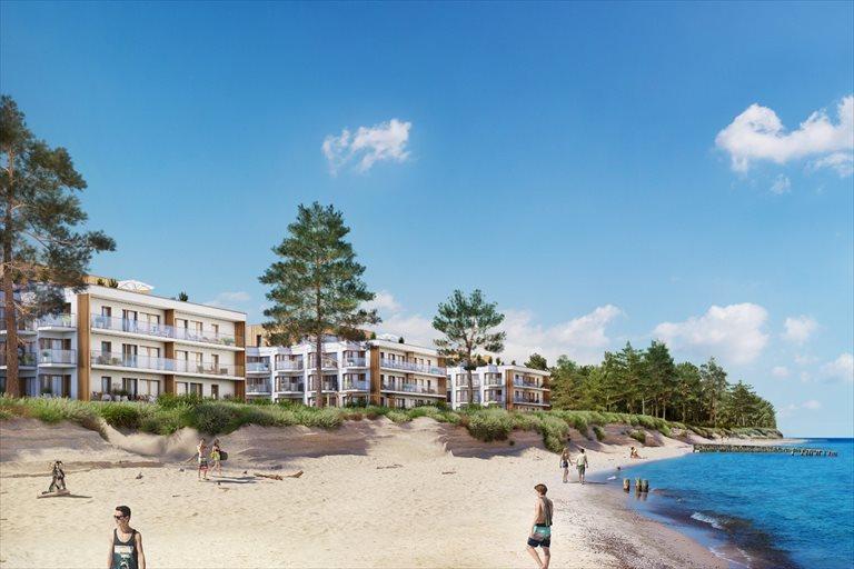 Nowe mieszkanie trzypokojowe Let's Sea Baltic Park Gąski, Nadbrzeżna  60m2 Foto 4