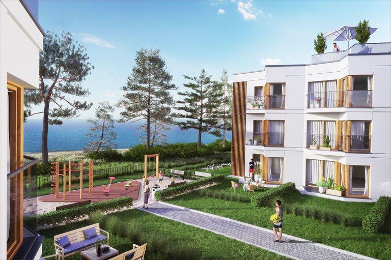 Nowe mieszkanie trzypokojowe Let's Sea Baltic Park Gąski, Nadbrzeżna  60m2 Foto 5