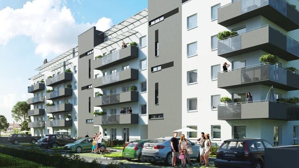 Nowe mieszkanie trzypokojowe Malta Wołkowyska Poznań, Rataje, Wołkowyska  77m2 Foto 6