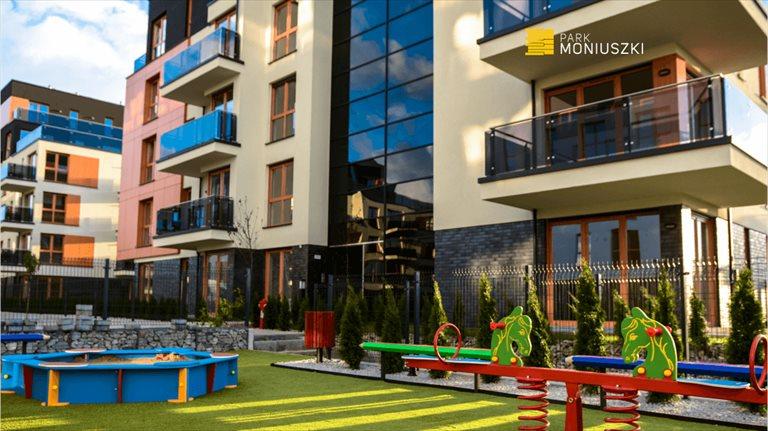 Nowe mieszkanie trzypokojowe Park Moniuszki Mysłowice, Chopina 36  70m2 Foto 1