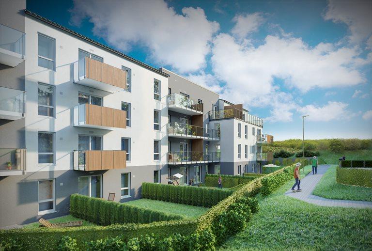 Nowe mieszkanie trzypokojowe Osiedle Kasztanowe Borkowo, Kasztanowa 75A,B,C  67m2 Foto 4