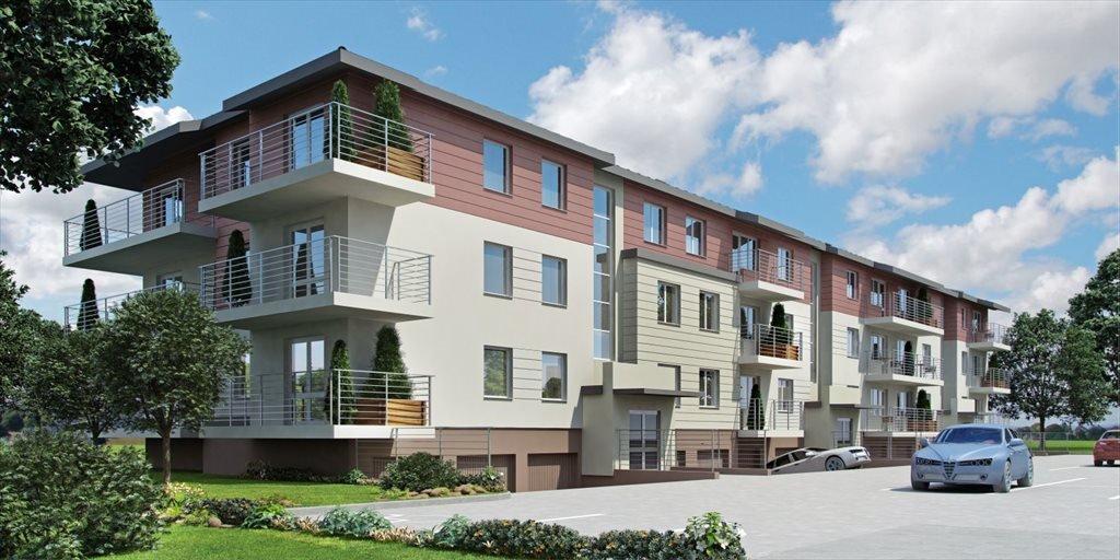 Nowe mieszkanie dwupokojowe Zielone Osiedle 2 Toruń, Stawki, Szuwarów 1  34m2 Foto 3