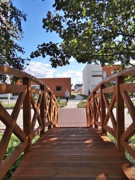 Nowe mieszkanie trzypokojowe Leśna Polana Dopiewiec, Promenada 5  63m2 Foto 12