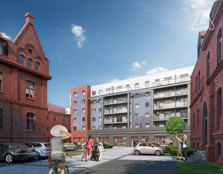 Nowe mieszkanie trzypokojowe Browary Wrocławskie  Mieszkania 1-5 pokojowe od 33 do 117 m2 Wrocław, Śródmieście, Jedności Narodowej  51m2 Foto 9
