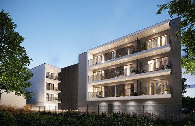 Nowe mieszkanie dwupokojowe MELIA APARTAMENTY II Łódź, Chojny, Grażyny 16  45m2 Foto 3
