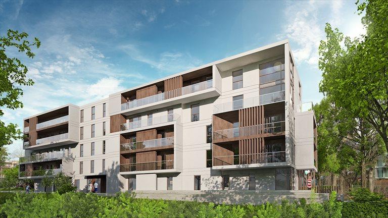 Nowe mieszkanie trzypokojowe Park Zaczarowanej Dorożki Kraków, Prądnik Czerwony, ul. Dominikanów  51m2 Foto 1