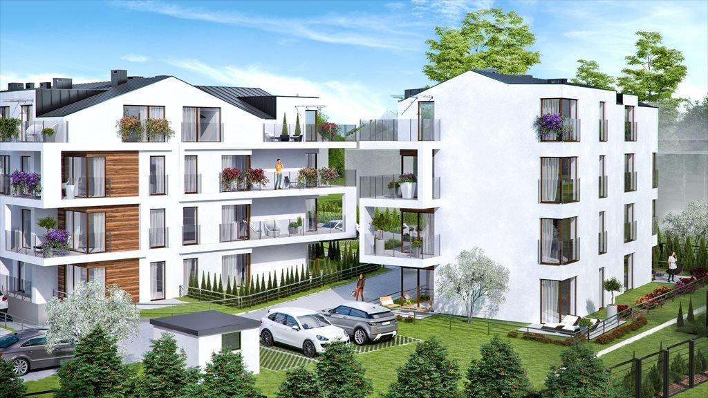 Mieszkanie dwupokojowe na sprzedaż Imperial Stawowa Residence Kraków, Bronowice Wielkie, Stawowa  46m2 Foto 1