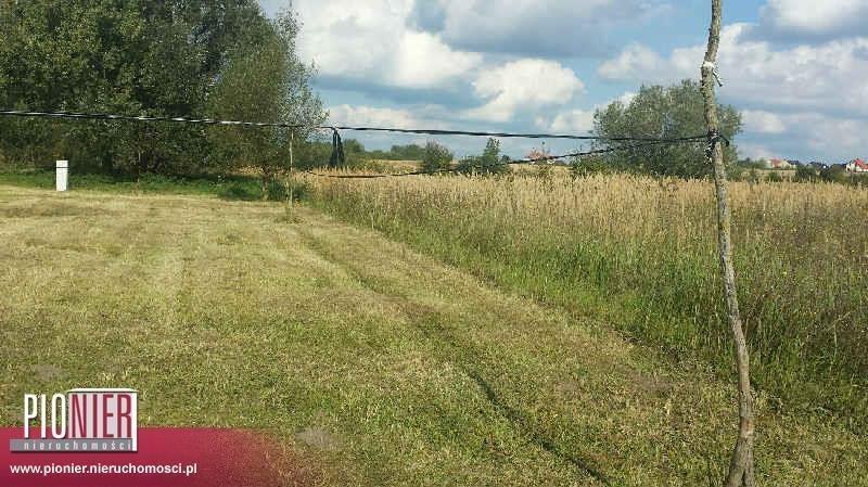 Działka rolna na sprzedaż Mierzyn, Pod Lipami  1026m2 Foto 4