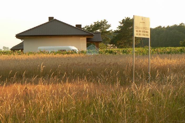 Działka budowlana na sprzedaż Gniezno, Niechanowo, Trzuskołoń  1110m2 Foto 1
