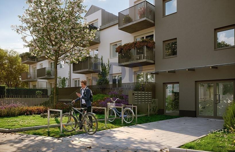 Mieszkanie trzypokojowe na sprzedaż Wrocław, Krzyki, Księże Małe, Księska  61m2 Foto 3