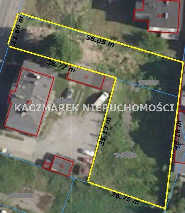 Działka inna na sprzedaż Pszczyna, Pszczyna, Centrum  1512m2 Foto 1