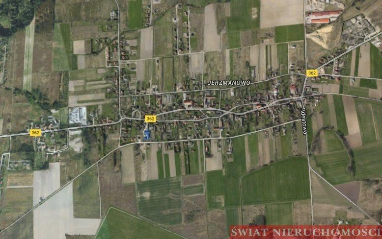 Działka rolna na sprzedaż Wrocław, Jerzmanowo, Jerzmanowo  9934m2 Foto 1